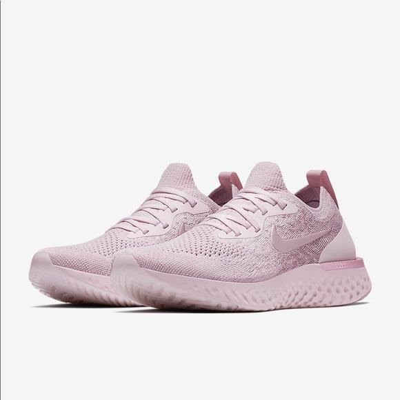 90ac9e7ff Nike Epic React Flyknit Running Shoe. M 5b0c7d5f1dffdac24e96bf7e